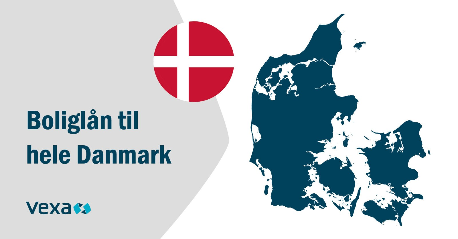 Boliglån til hele Danmark
