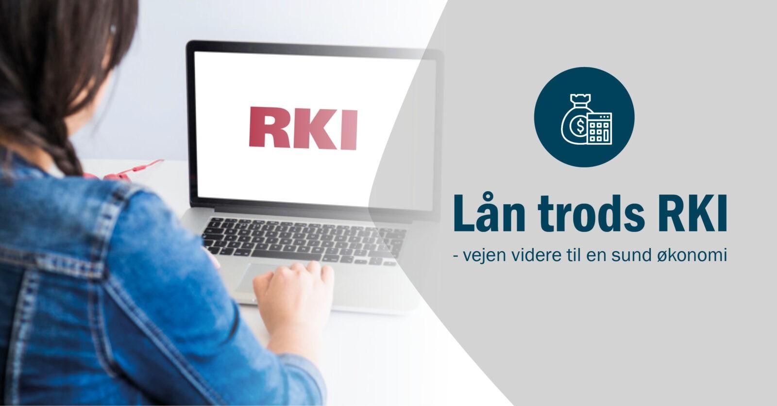Hos Vexa kan det være muligt at optage lån trods RKI-registrering