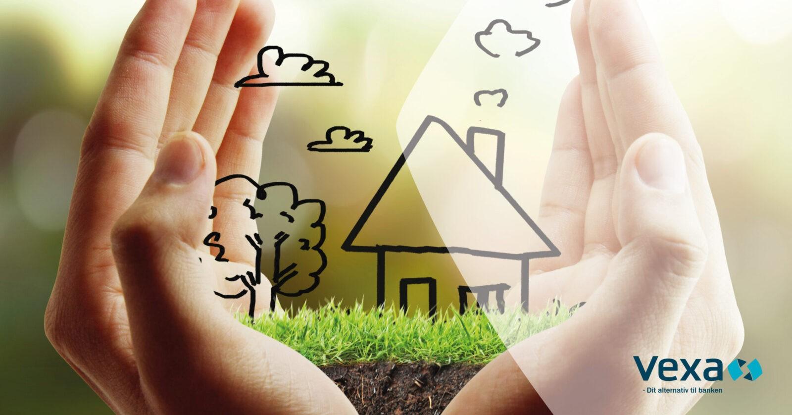 finansiering af byggegrund - Vexa