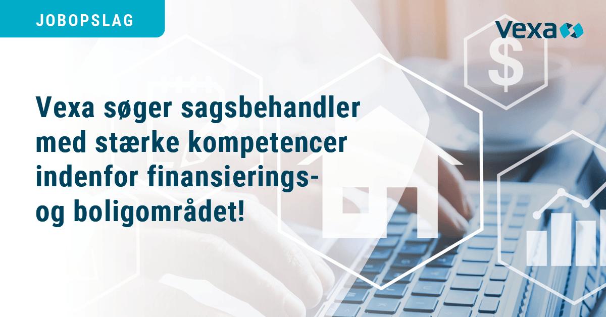 Jobopslag - Ny medarbejder hos Vexa_